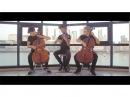 Cheap Thrills Sia Violin Cello Cover Ember Trio
