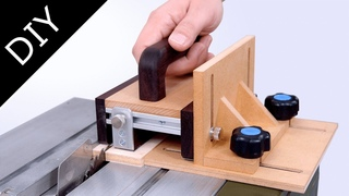 Safety Hand Push Block for table saw