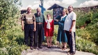 отец Серафим Стоянов.