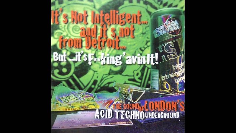 Aaron Chris Julian Liberator The Sound Of London's Acid Techno Underground смотреть онлайн без регистрации