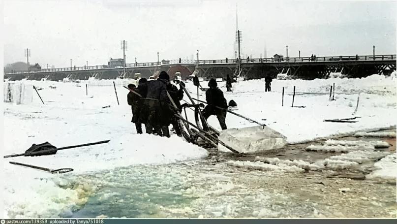 Эксклюзивные цветные фотографии Петербурга начала 20 века - часть 2, изображение №2