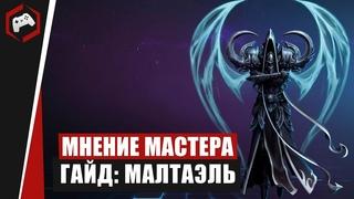 МНЕНИЕ МАСТЕРА #225: «Seraphim» (Гайд - Малтаэль)   Heroes of the Storm
