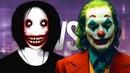 ДЖЕФФ УБИЙЦА VS ДЖОКЕР СУПЕР РЭП БИТВА Jeff The Killer Creepypasta VS Joker Movie 2019