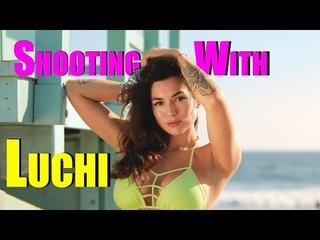 LUCHI | Takes Over SANTA MONICA Photoshoot BTS | FilmMob TV
