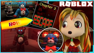 🧸 HOW TO ESCAPE THE NEW CHAPTER 3 TOY STORE! ROBLOX TEDDY!