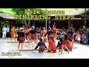 💃 ВЛОГ ТАНЕЦ С БАМБУКОВЫМИ ШЕСТАМИ BAMBOO DANCE 💃🏻 VLOG TRADITIONAL FOLK DANCE TINIKLING STEPS