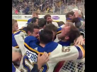 Сент-Луис  чемпион НХЛ
