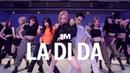 EVERGLOW - LA DI DA Haejun X Tina Boo X Lia Kim Choreography