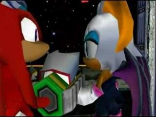 That's Money, Honey || Rouge the Bat Tribute (Sonic Adventure 2: Battle)