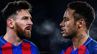 Lionel Messi and Neymar Jr ● Magical Duo ● All Assists On Each Other 2013-2017 | HD