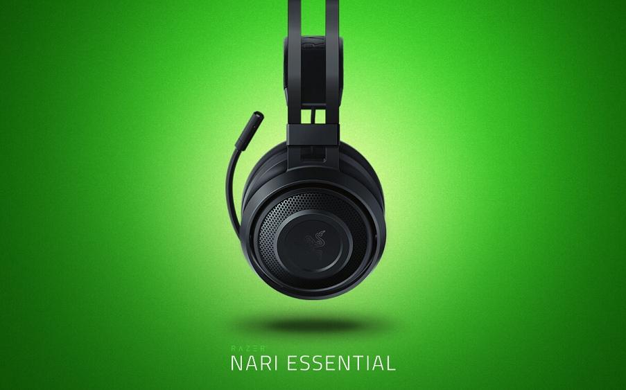 Игровые наушники Razer Nari Essential