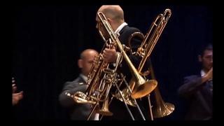 "Mnozil Brass - J. S. Bach ""Wohltemperiertes Klavier Prelude Nr.  22 BWV 867 / Well tempered clavier"