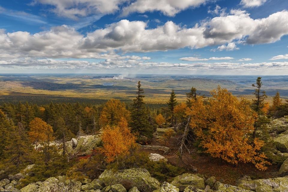 Афиша Челябинск Поездка на хребет Юрма / 20 сентября