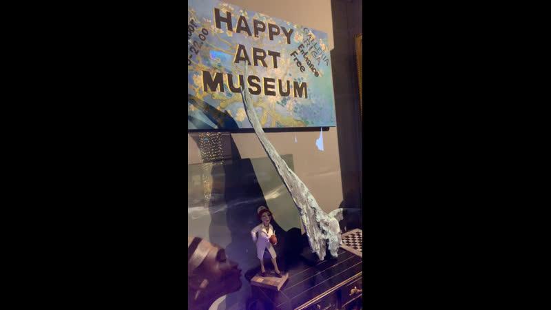 Happy Art Museum/ Go Travel, регулярный клуб путешественников...