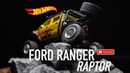 Custom Hot Wheels Ford Ranger Raptor