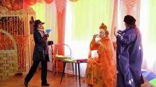 """Обнинск. Детский сад Палех - утренник """"Осень золотая - 2020"""""""