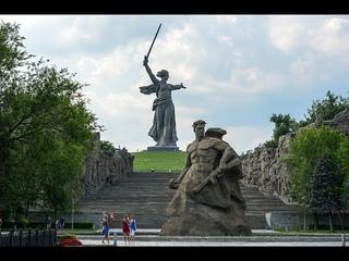 28. Царь Царей. Родина-мать в Волгограде - что она транслировала Китайцам...