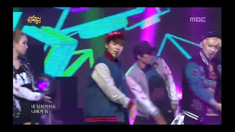 [Comeback Stage] SHINee - Beautiful,, Music Core 23.02.2013