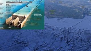 Засекреченные подводные туннели от Австралии до Южного полюса