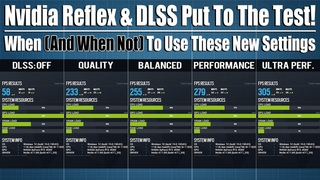 When (And When Not) To Use Nvidia Reflex & DLSS In Rainbow Six Siege