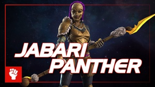 Jabari Panther Special Moves   Marvel Contest of Champions