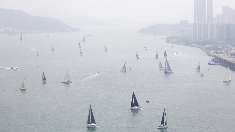 Rolex China Sea Race 2018 Film The Spirit of Yachting