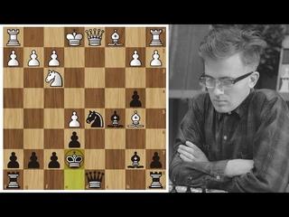 Революционная идея Бента Ларсена в Славянской защите! Шахматы.