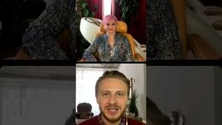 Катя Лель и Vlad Freedom. Эфир от 15 апреля 2021