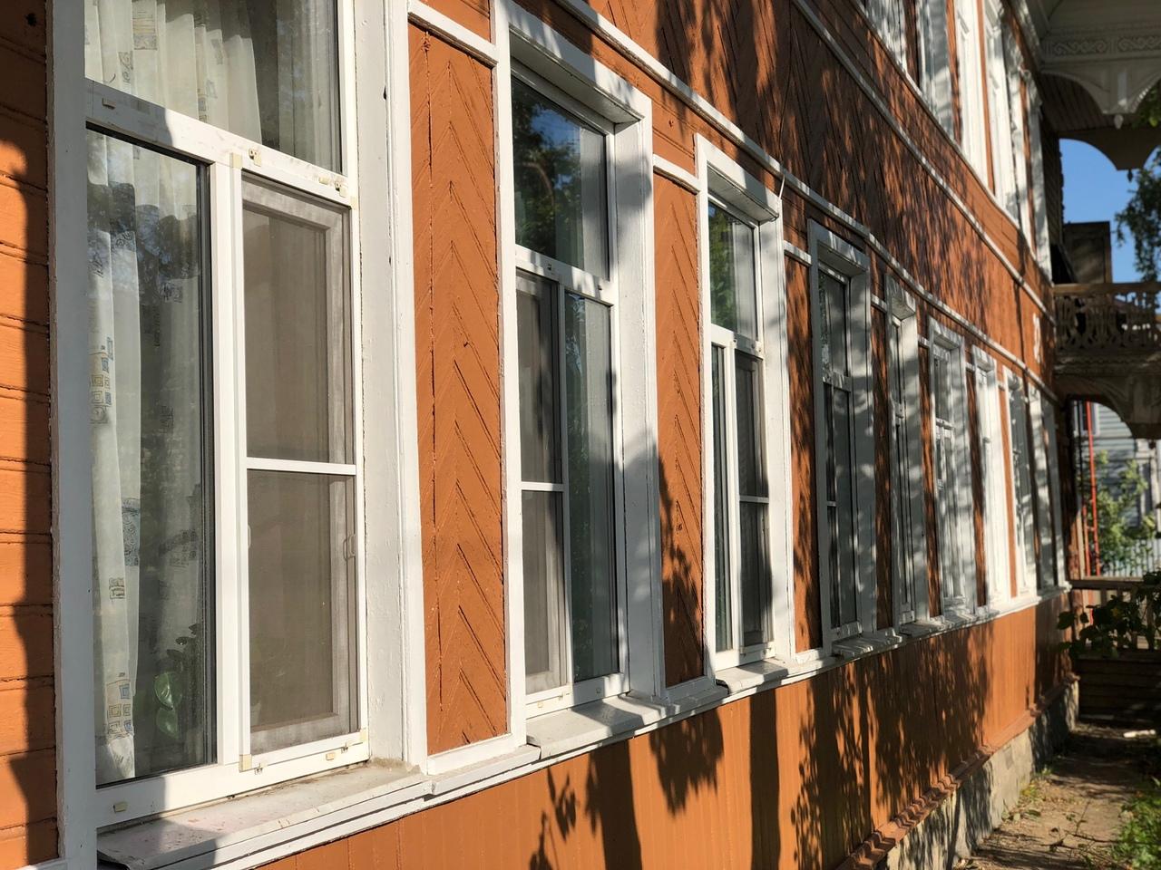 Вологодские «Томы Сойеры» оживляют Дом Алаева