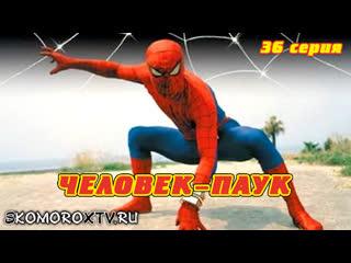 Человек-Паук / Toei Spiderman (36 серия) (озвучка SkomoroX)