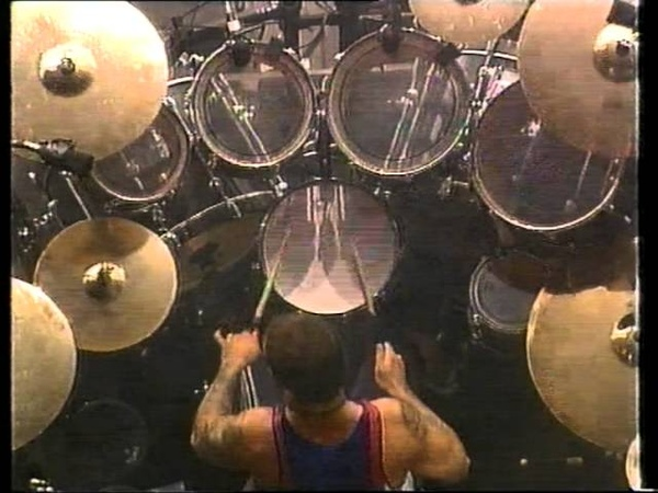 Sepultura Live AriseDead Embryonic Cells Pinkpop 1996