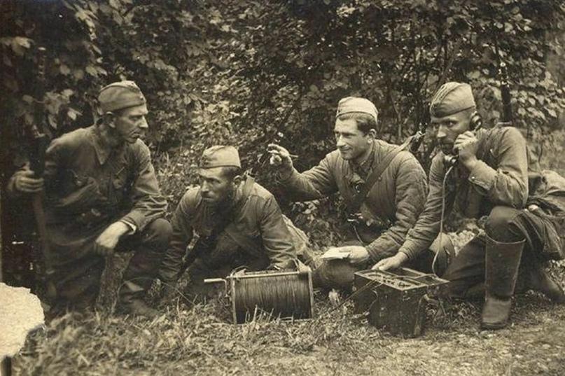 Радио ? это нервная система армии, изображение №2