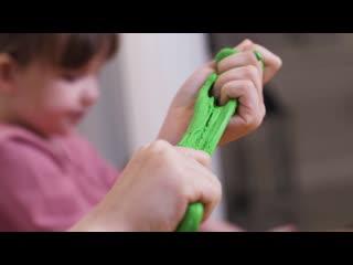 Мастер-класс для детей по созданию слайма в Томске