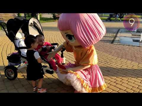 Театр кукол Волшебный фонарь поздравляет любимый город с Днем Рождения