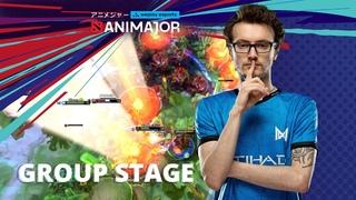 Team Nigma - AniMajor Group Stage Highlights