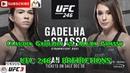 UFC 246 Claudia Gadelha vs Alexa Grasso Predictions EA Sports UFC 3