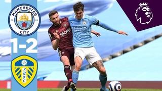 Highlights | Manchester City 1-2 Leeds United | Premier League