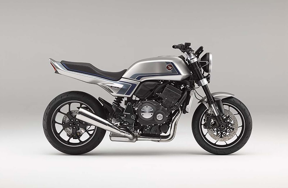 Концепт Honda CB-F