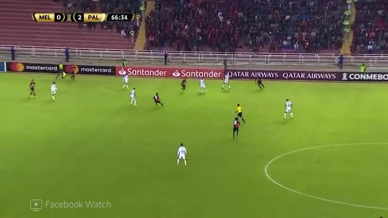 Melgar(Peru)0 X Palmeiras 4 Libertadores 25/04/2019