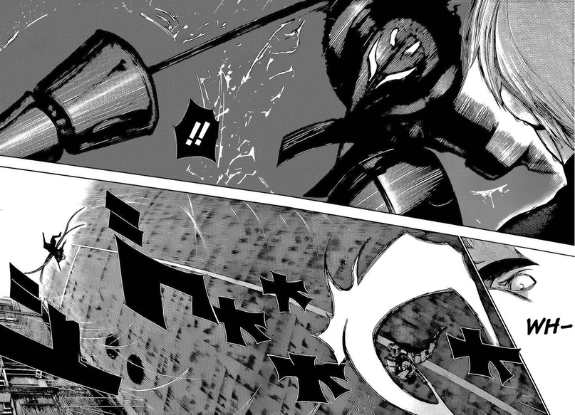 Tokyo Ghoul, Vol.14 Chapter 134 No Passing, image #4