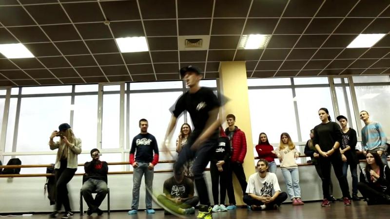 Boy HardLine vs Gerakl || Call Out || NWMB 2