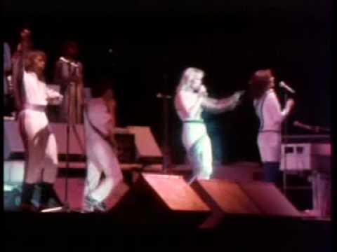 Japan ABBA Concert footage