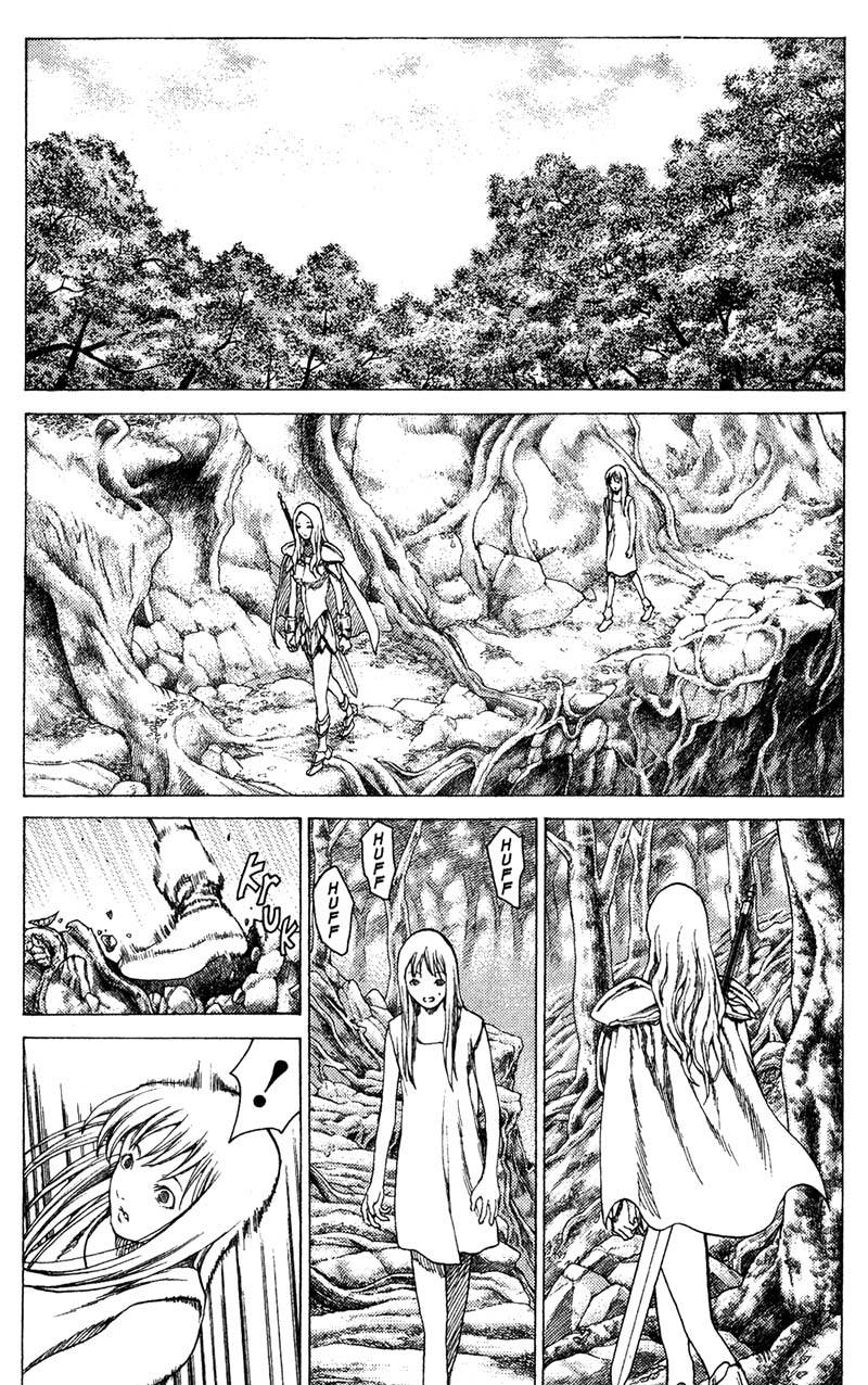 Claymore, Chapter 14, image #20