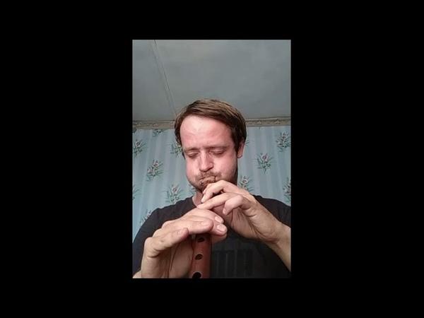 Уроки дудука для начинающих 57 Aravot luso лад Shur