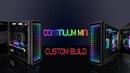 CUKUSA Custom Mini ITX Continuum Building the Linus Tech Tips Review Sample Unit