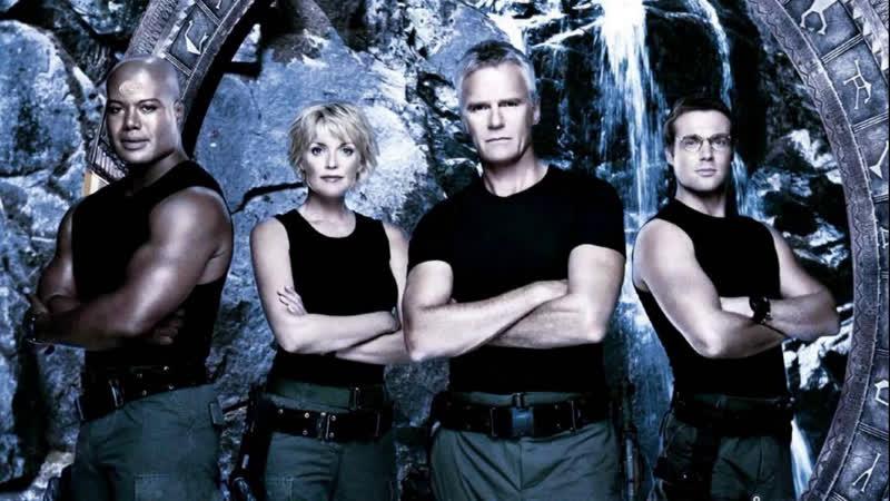 Звездные врата ЗВ 1 5 сезон 17 серия 2001 2002 г