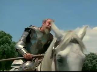 El Quijote de Miguel de Cervantes (El Quijote de Miguel de Cervantes, 1991) Manuel Gutiérrez Aragón [Don Quijote de la Mancha]