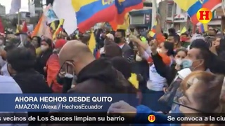 La Caravana de la Esperanza | Respaldo a Andrés Arauz y Rafael Correa