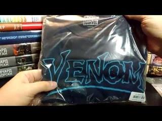 Распаковка| Funko Pop! Marvel Collector corps Venom