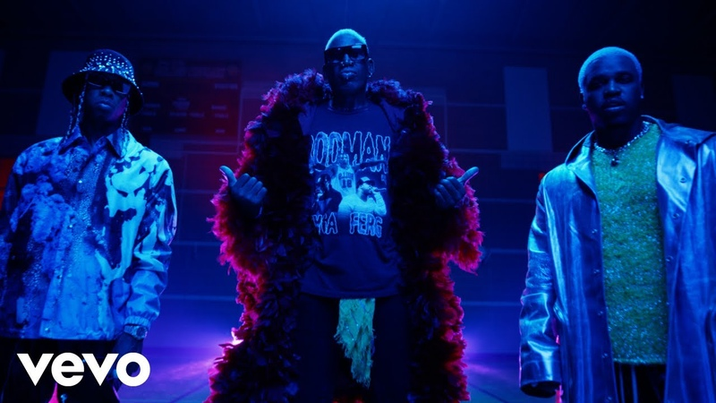 A$AP Ferg Dennis Rodman Official Video ft Tyga